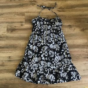 Old Navy Floral Sundress Size Petite M